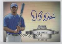 D.J. Davis /199