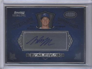 2012 Bowman Sterling - Autograph Showcase #SAS-WMY - Wil Myers /25