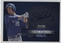 Bubba Starling