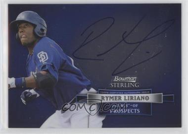 2012 Bowman Sterling - Autograph #BSAP-RL - Rymer Liriano