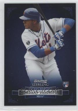 2012 Bowman Sterling - [Base] #16 - Jordany Valdespin
