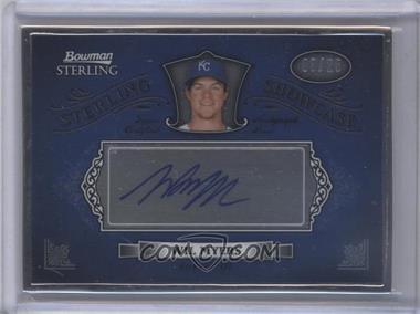 2012 Bowman Sterling Autograph Showcase [Autographed] #SAS-WMY - Wil Myers /25