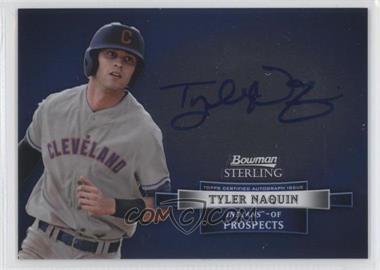 2012 Bowman Sterling Autographed Prospects [Autographed] #BSAP-TN - Tyler Naquin
