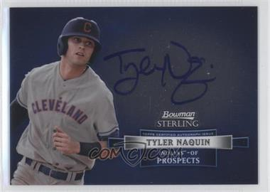 2012 Bowman Sterling Autographed Prospects [Autographed] #BSAP-TN - Tyler Naquin