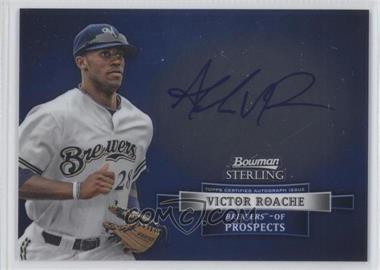 2012 Bowman Sterling Autographed Prospects [Autographed] #BSAP-VR - Victor Roache