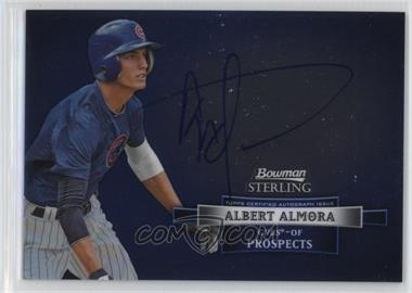 2012 Bowman Sterling Autographed Prospects #BSAP-AA - Albert Almora