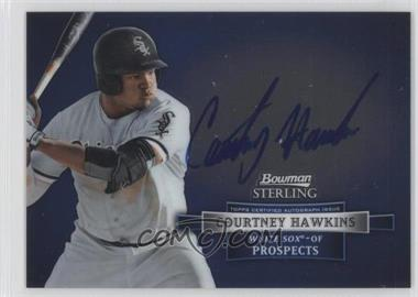 2012 Bowman Sterling Autographed Prospects #BSAP-CH - Courtney Hawkins