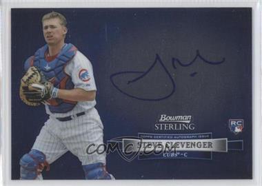 2012 Bowman Sterling Autographed Rookie [Autographed] #BSAR-SC - Steve Clevenger