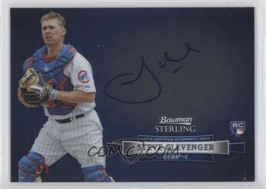 2012 Bowman Sterling Autographed Rookie #BSAR-SC - Steve Clevenger