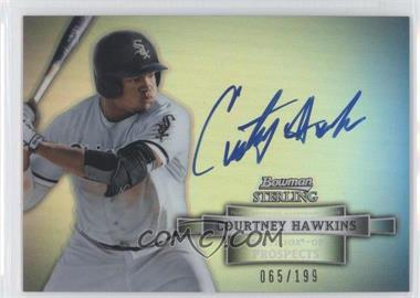 2012 Bowman Sterling Autographs Refractor #BSAP-CH - Courtney Hawkins /199