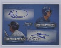 David Dahl, Albert Almora /99 [Near Mint‑Mint+]