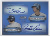Peter O'Brien, Austin Aune /99