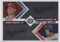 Bryce Harper, Anthony Rendon