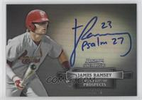 James Ramsey /25