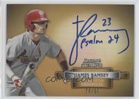 James Ramsey /50