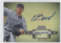 Eddie Butler #51/199