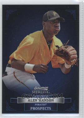 2012 Bowman Sterling Prospects #BSP33 - Alen Hanson