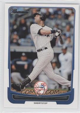 2012 Bowman #1 - Derek Jeter