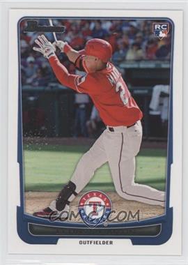 2012 Bowman #203 - Leonys Martin