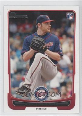 2012 Bowman #208 - Liam Hendriks