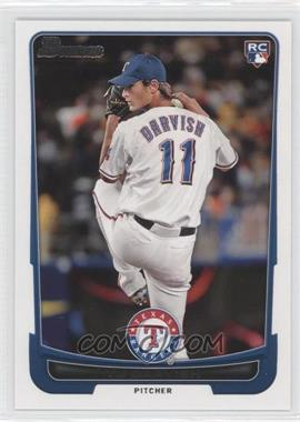 2012 Bowman #209.1 - Yu Darvish (Base)