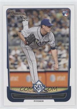 2012 Bowman #211 - Matt Moore