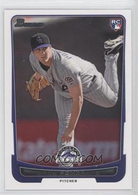 2012 Bowman #212 - Drew Pomeranz