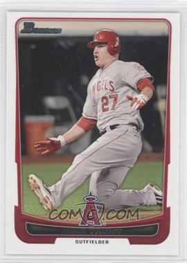 2012 Bowman #34 - Mike Trout