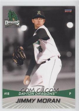 2012 Choice Dayton Dragons - [Base] #N/A - Jimmy Moran