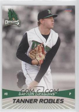 2012 Choice Dayton Dragons #N/A - Tanner Robles