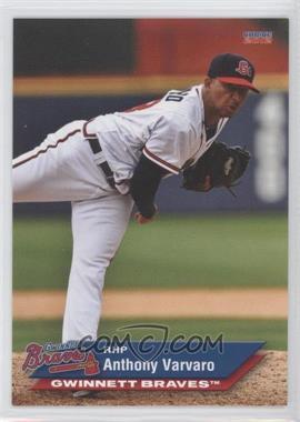 2012 Choice Gwinnett Braves - [Base] #24 - Anthony Varvaro