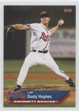 2012 Choice Gwinnett Braves #10 - Dusty Hughes