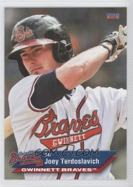 2012 Choice Gwinnett Braves #23 - Joey Terdoslavich