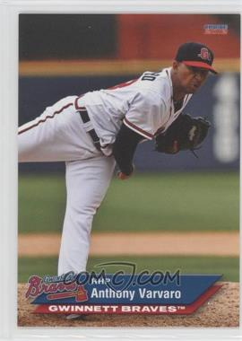 2012 Choice Gwinnett Braves #24 - Anthony Varvaro