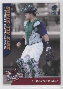2012 Choice International League All-Stars - [Base] #16 - Josh Phegley