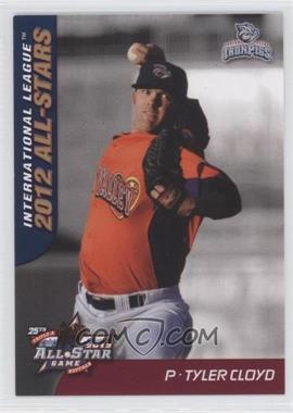 2012 Choice International League All-Stars #05 - Tyler Cloyd