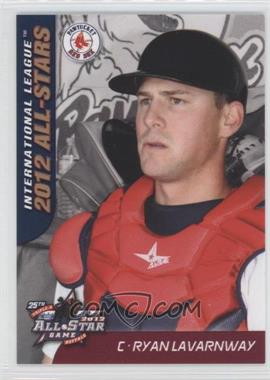 2012 Choice International League All-Stars #14 - Ryan Lavarnway