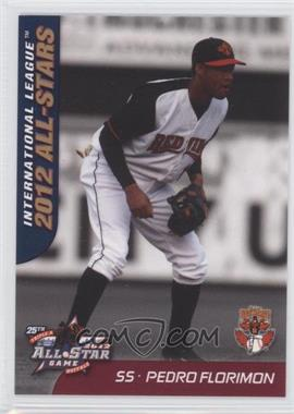 2012 Choice International League All-Stars #18 - Pedro Florimon