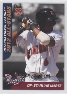 2012 Choice International League All-Stars #28 - Starling Marte