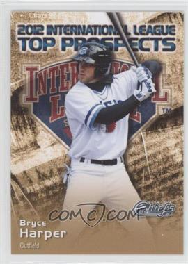 2012 Choice International League Top Prospects #13 - Bryce Harper