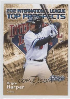 2012 Choice International League Top Prospects #13 - Bryce Harper