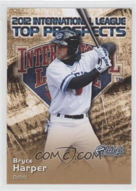 2012 Choice International League Top Prospects #13 - [Missing]