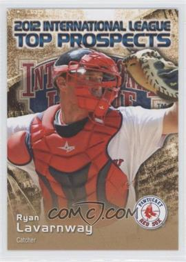 2012 Choice International League Top Prospects #17 - Ryan Lavarnway