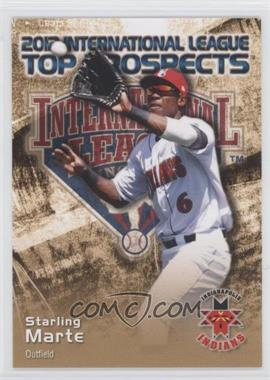 2012 Choice International League Top Prospects #20 - Starling Marte