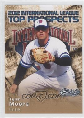 2012 Choice International League Top Prospects #24 - Tyler Moore