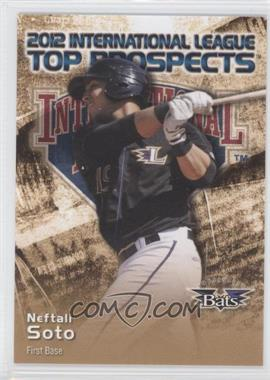 2012 Choice International League Top Prospects #27 - Neftali Soto