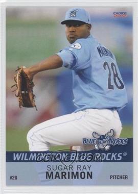 2012 Choice Wilmington Blue Rocks - [Base] #17 - Sugar Ray Marimon