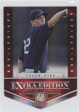 2012 Elite Extra Edition - [Base] - Aspirations Die-Cut #43 - Tyler Pike /200