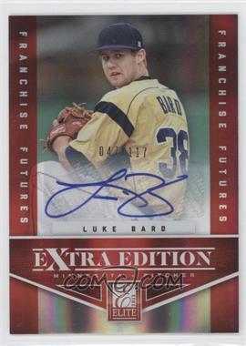 2012 Elite Extra Edition - [Base] - Franchise Futures Signatures [Autographed] #15 - Luke Bard /117