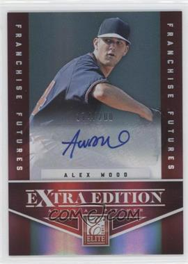 2012 Elite Extra Edition - [Base] - Franchise Futures Signatures [Autographed] #30 - Alex Wood /200